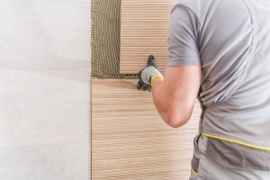 Bathroom tiles for a bathroom renovation