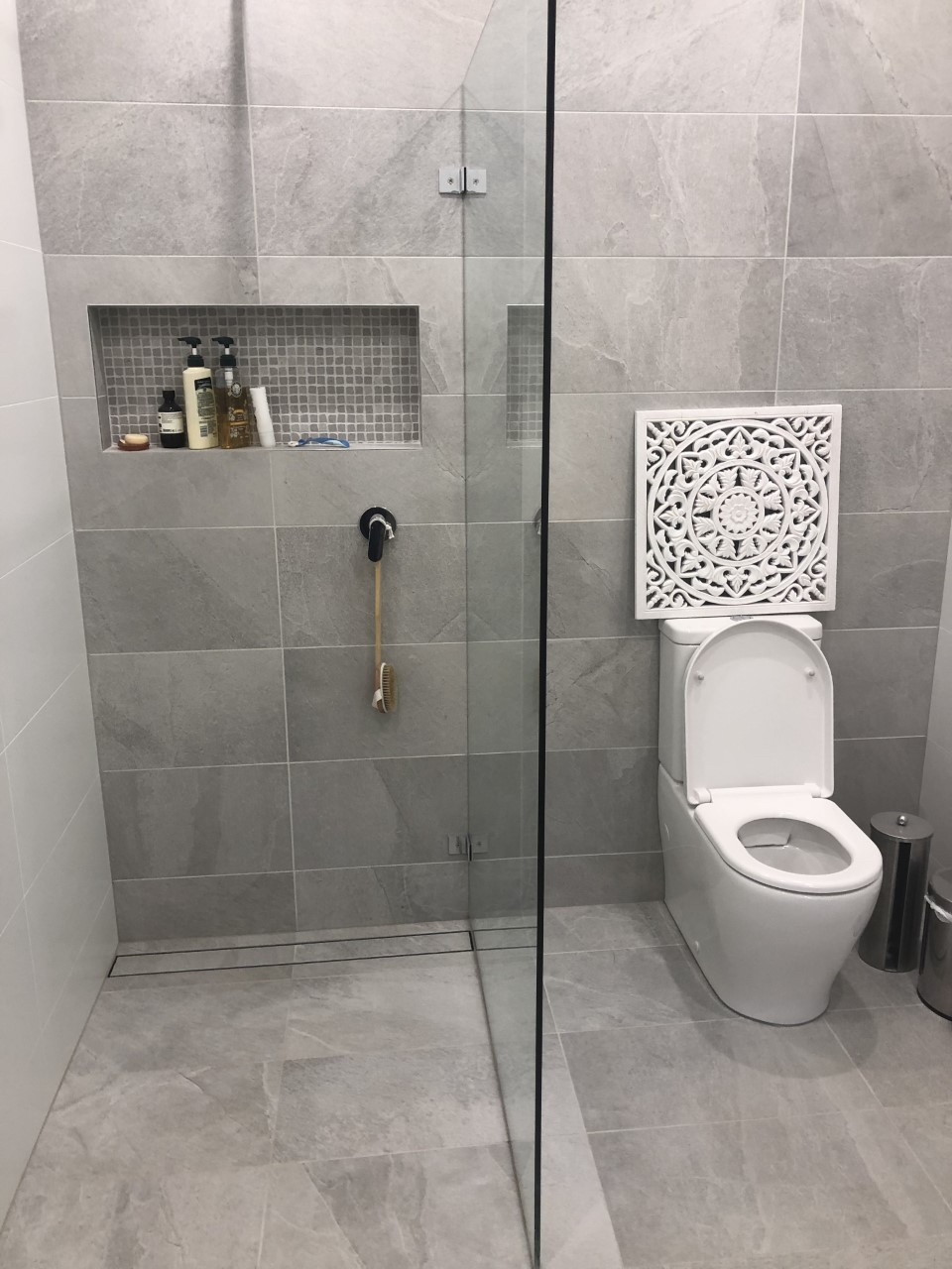 Walkin Shower Lindfield from Bathroom Renovation Project