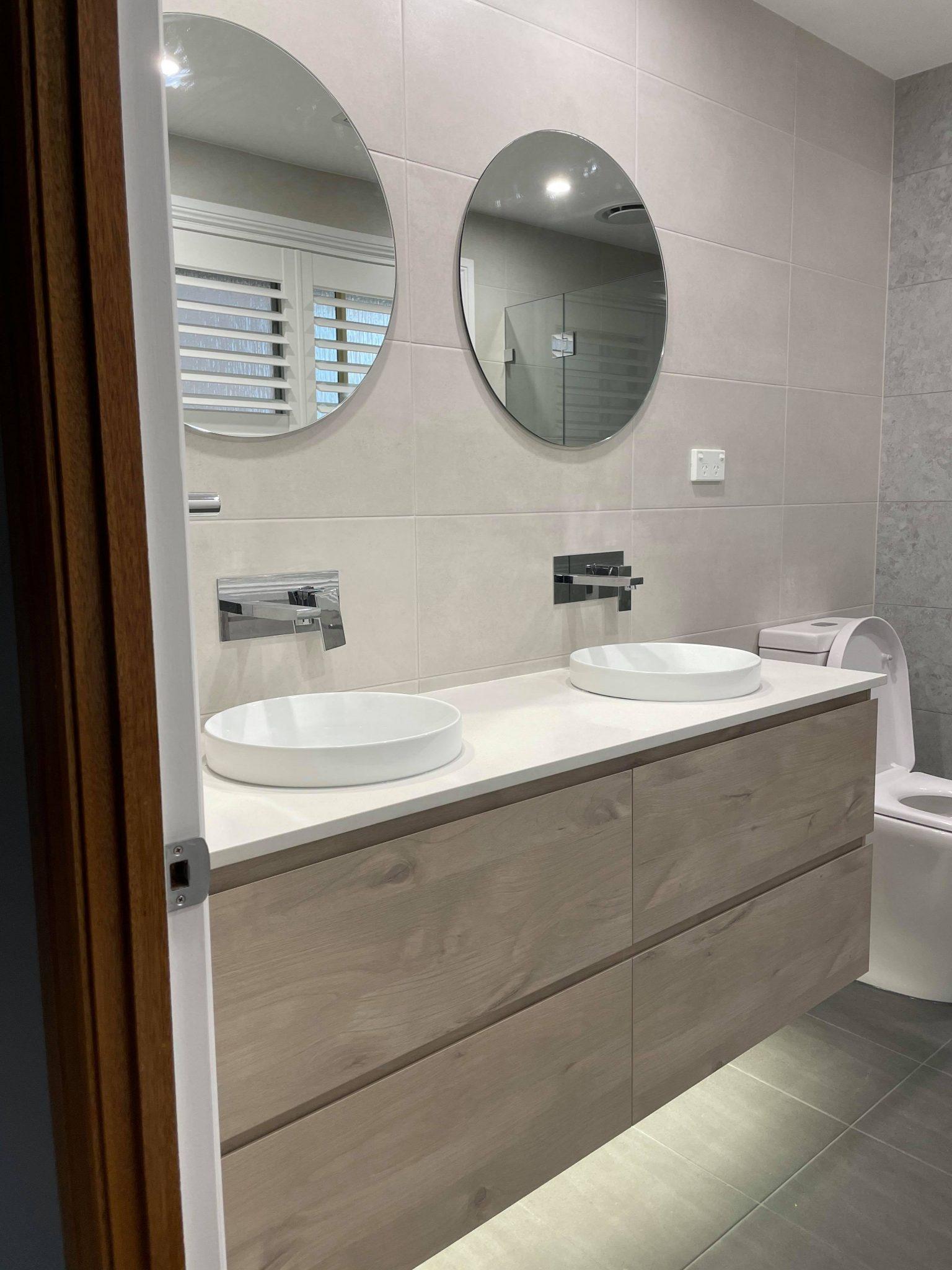 bathroom reno in hills area